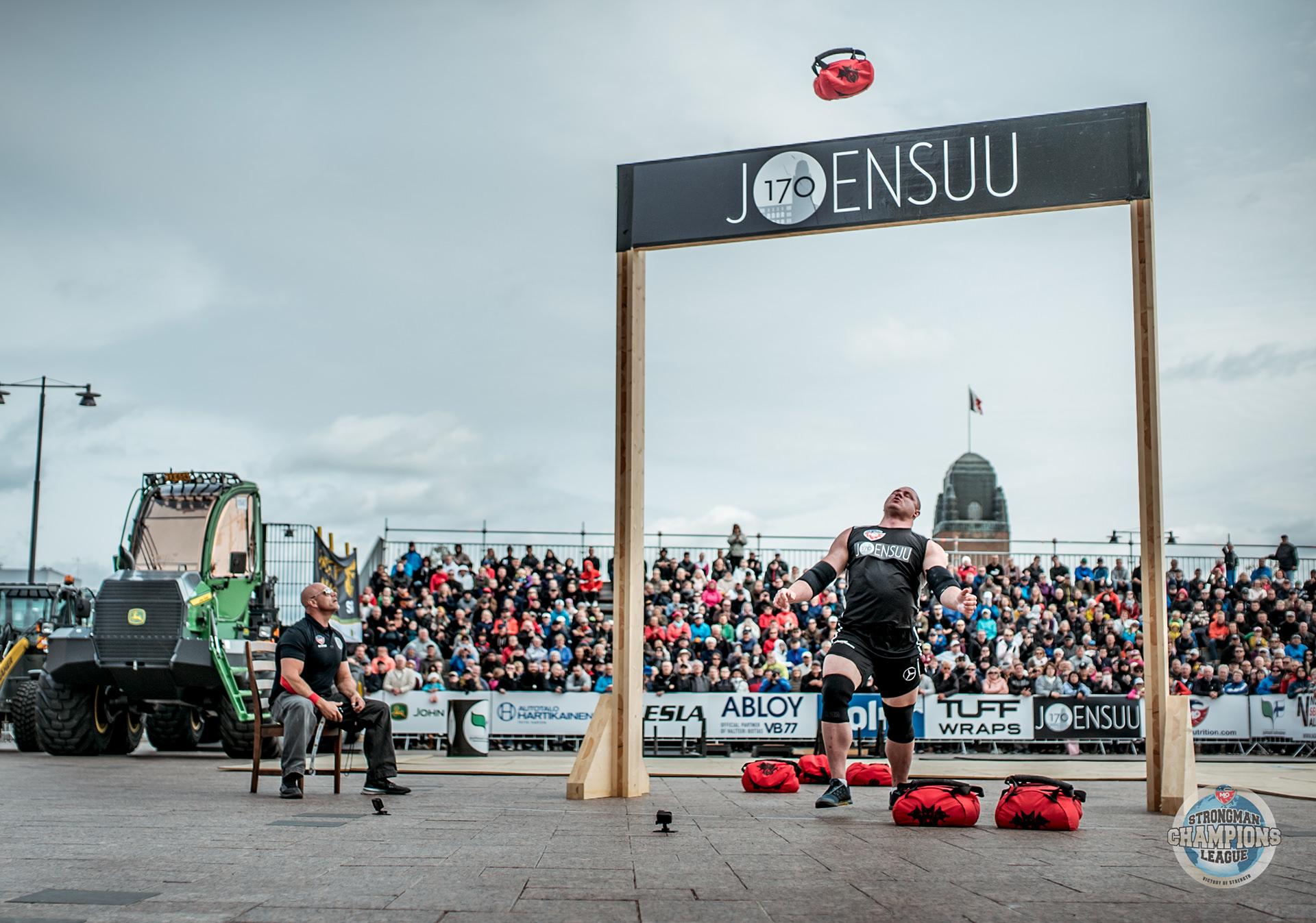 Mateusz Kieliszkowski From Poland Takes The Crown In MLO SCL Finland 2019