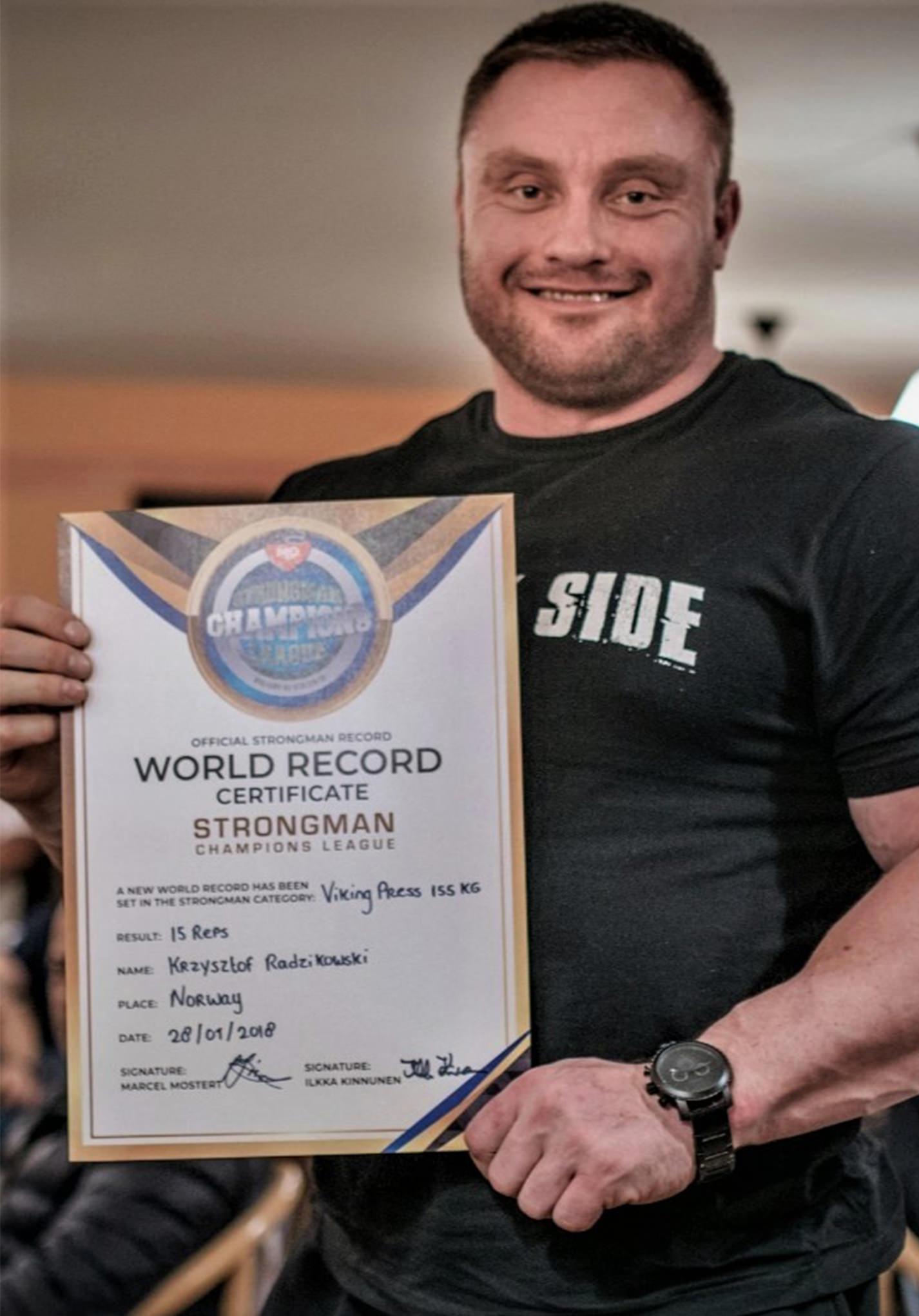 Krzysztof R Viking 2018