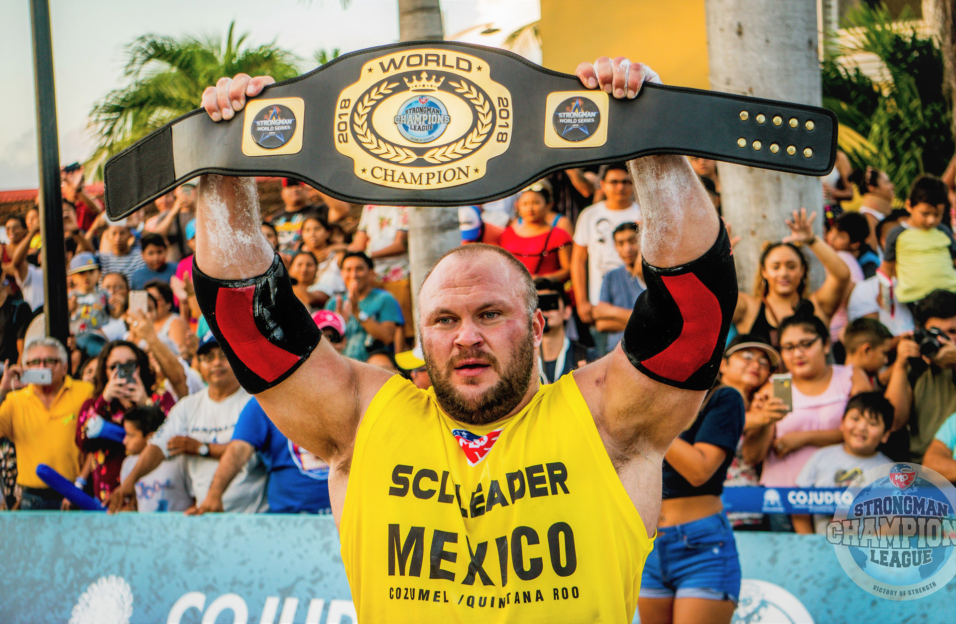 Dainis Zageris Win The World Title 2018 In Cozumel-Mexico