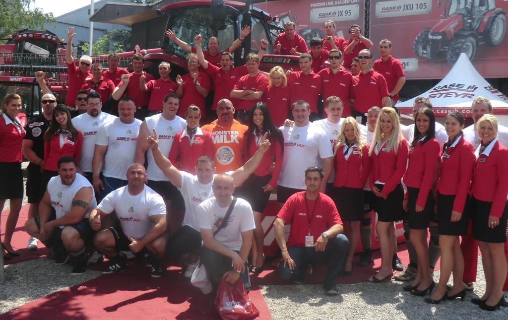 Ervin Katona Wins Strongman Champions League Serbia