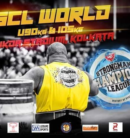 The SCL World Championship 90 Kg & 105 Kg India