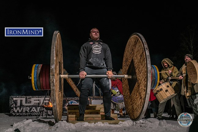 Sean O'Hagan Wins World's Strongest Viking 2020